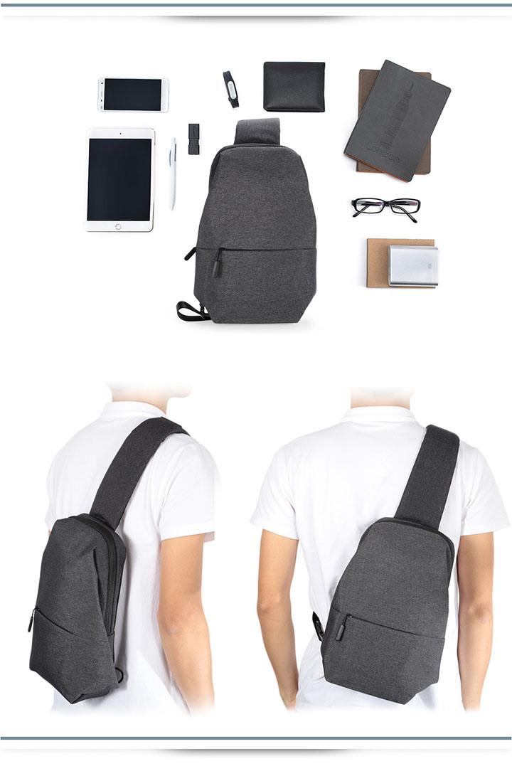 15a78330528b Благодаря этому, у владельца будет возможность носить рюкзак на одном плече  либо на груди.