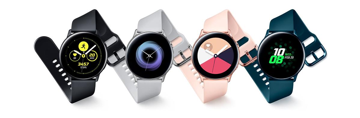 Фото 1 Samsung Galaxy Watch Active