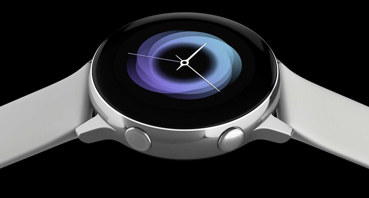 Фото 2 Samsung Galaxy Watch Active