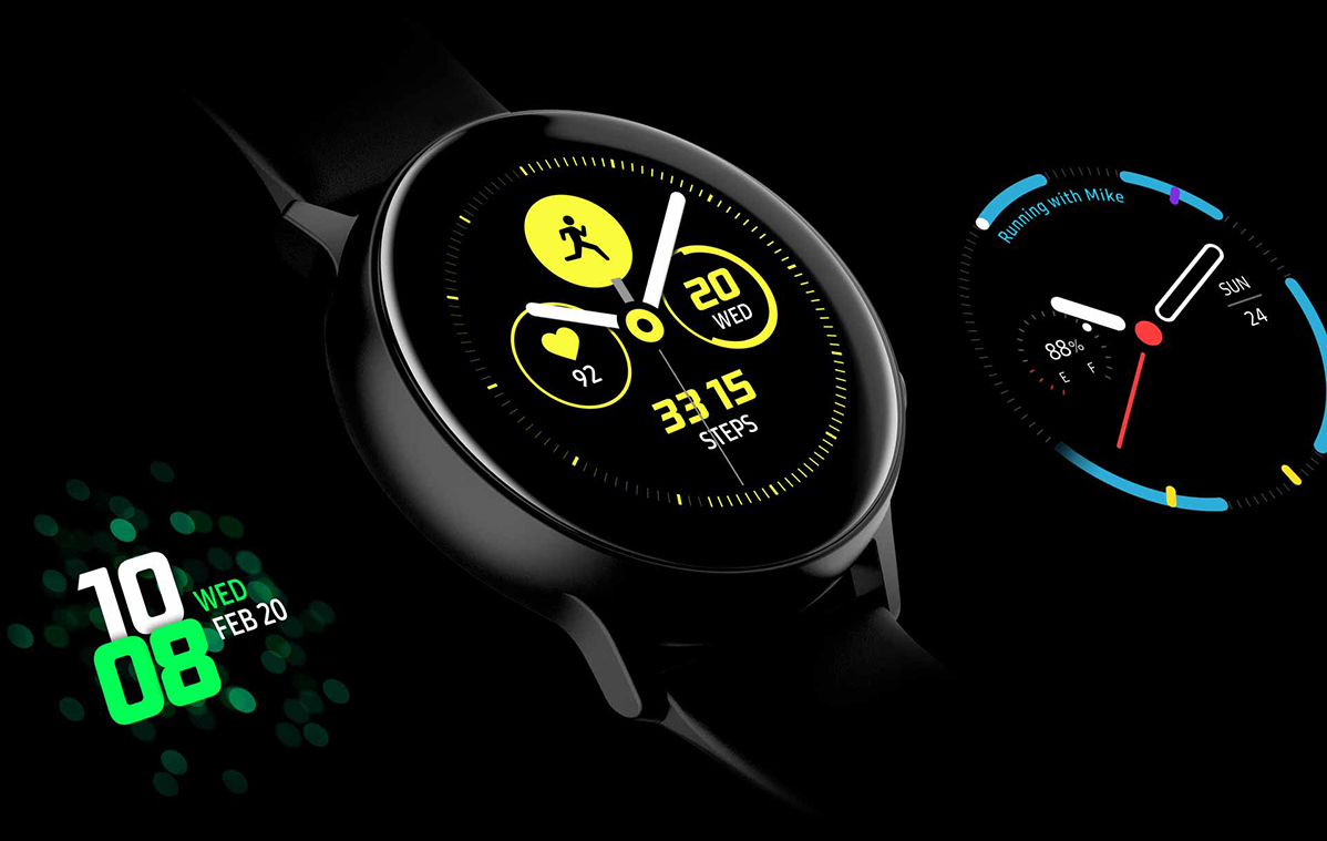 Фото 4 Samsung Galaxy Watch Active