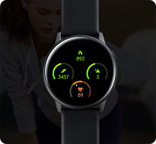 Фото 8 Samsung Galaxy Watch Active
