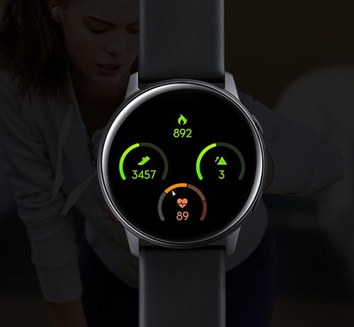 Фото 8 Samsung Galaxy Watch Active