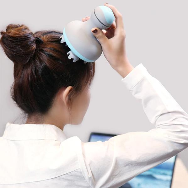 Фото 2 3D Mini Head Massage M2