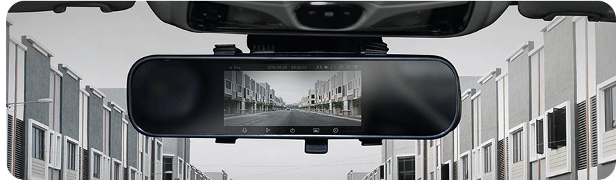 Фото 2 Xiaomi 70Mai Smart Rearview Mirror