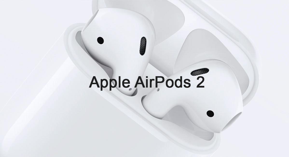 Фото 1 Наушники Apple AirPods