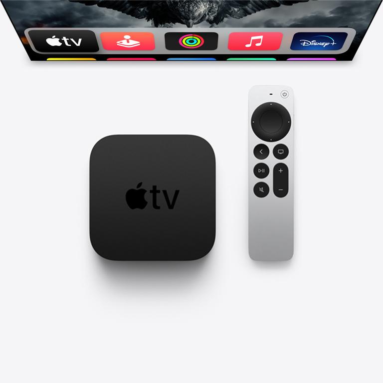 Фото 1 Apple TV 4K