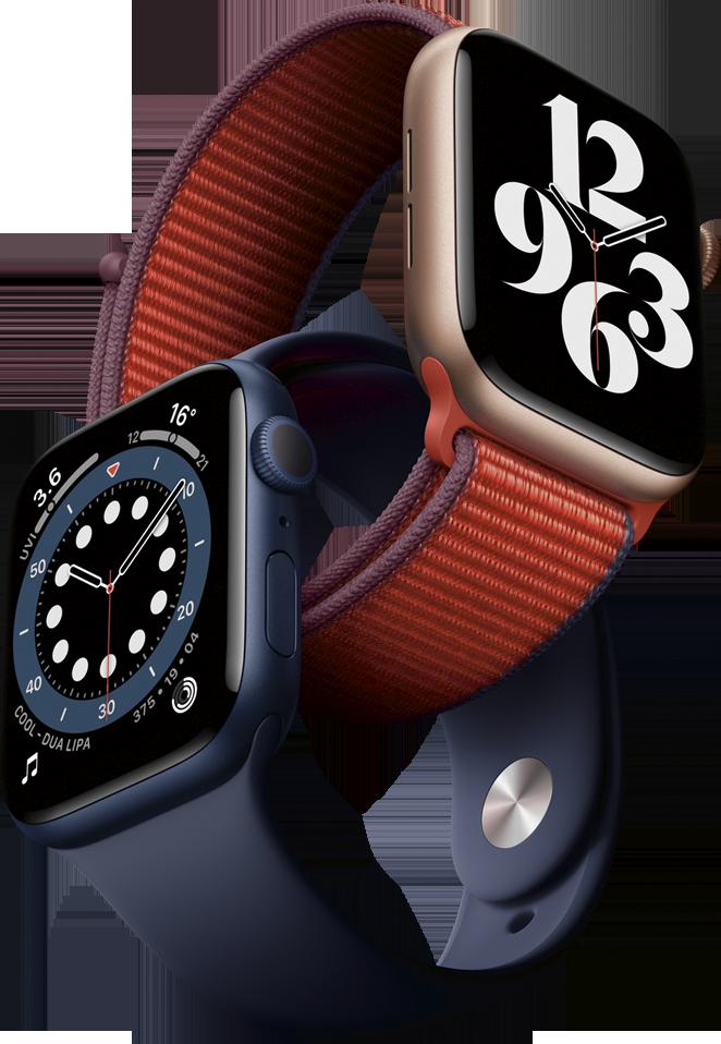 Фото 2 Apple Watch Series 6