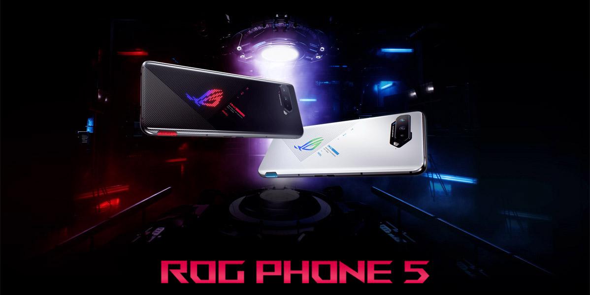 Фото 1 Asus ROG Phone 5
