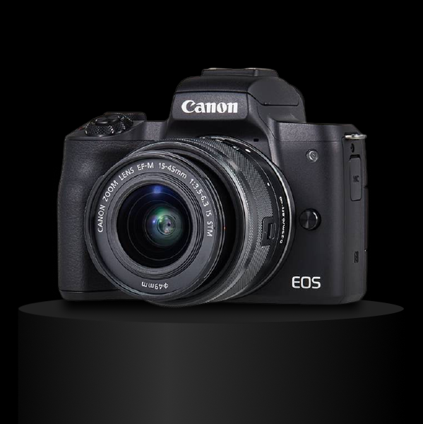 Фото 2 Canon EOS M50 Mark II