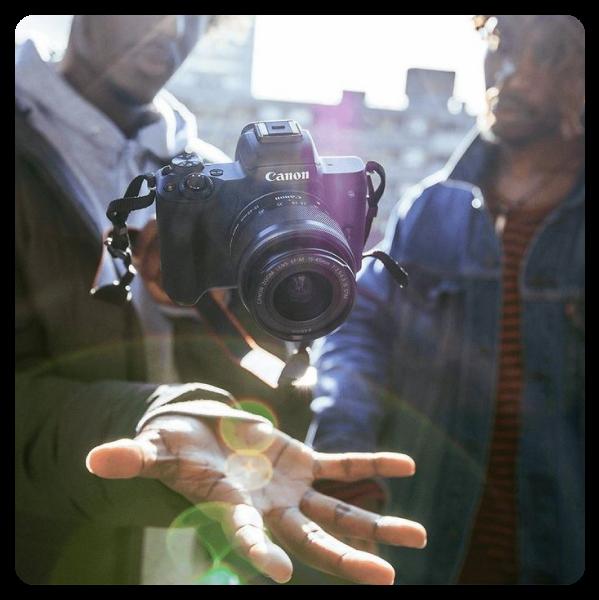 Фото 3 Canon EOS M50 Mark II