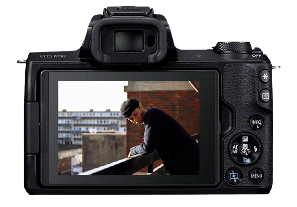 Фото 6 Canon EOS M50 Mark II