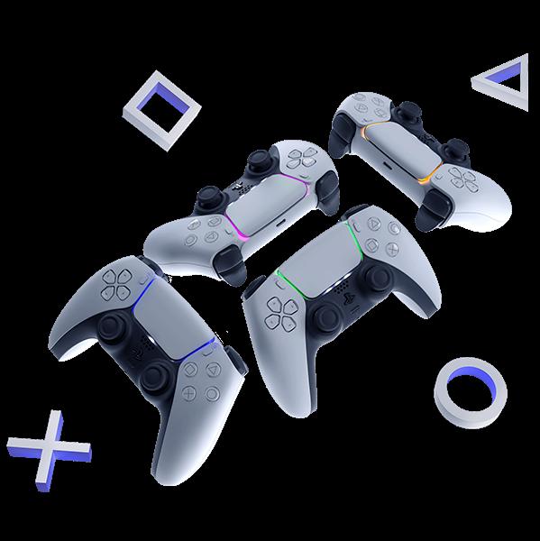 Фото 5 Беспроводной контроллер DualSense (PS5)