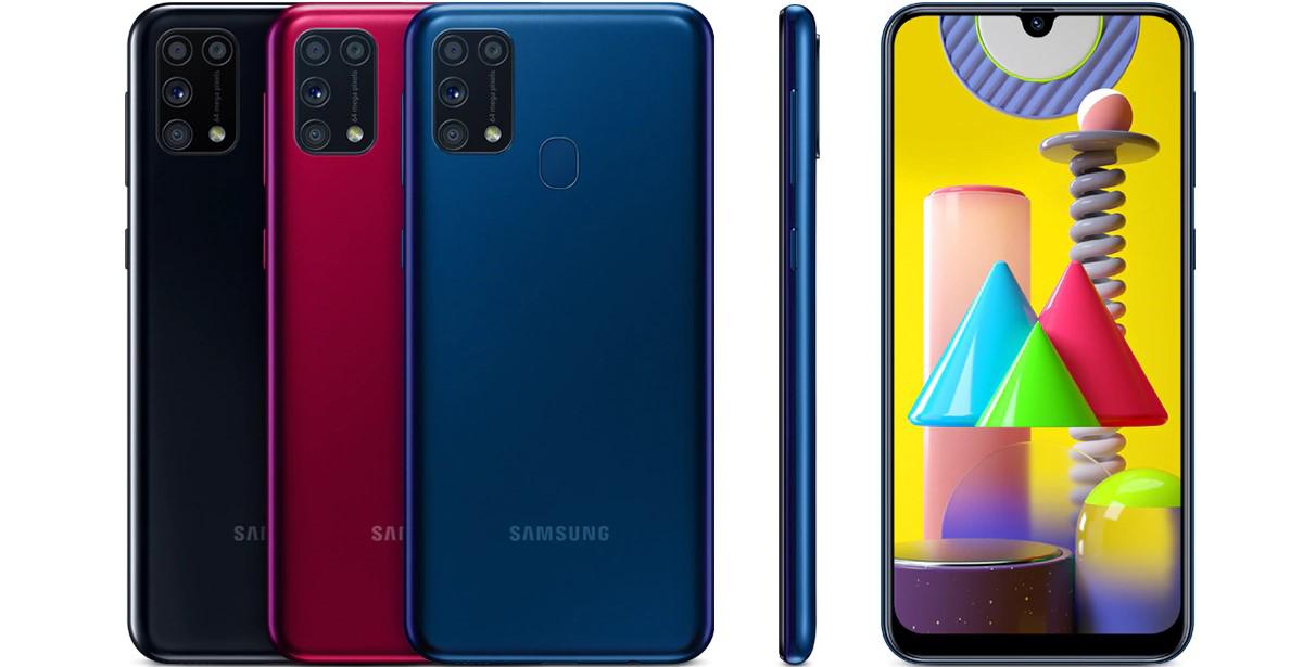 фото 2 Samsung Galaxy M31