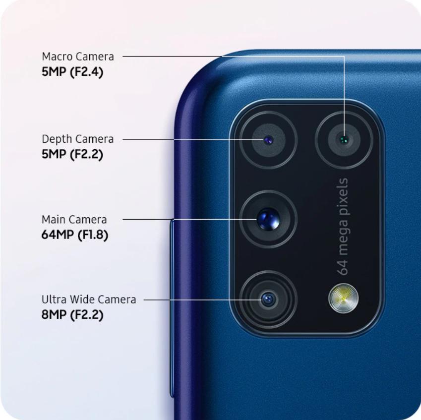 фото 3 Samsung Galaxy M31