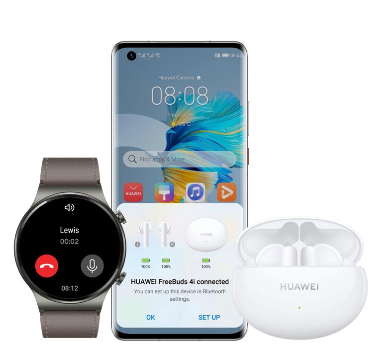 Фото 10 Huawei FreeBuds 4i