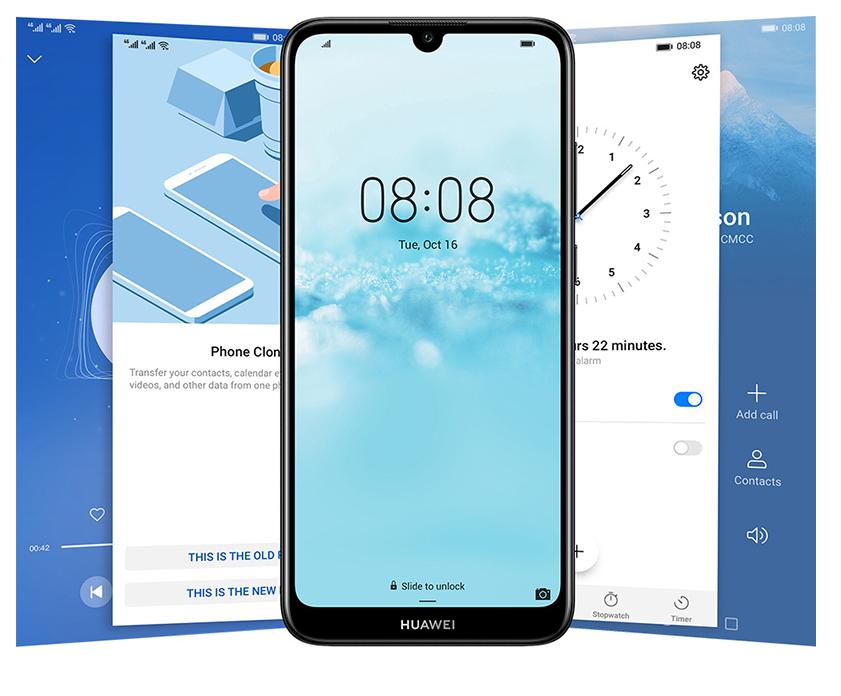 Фото 9 Huawei Y6 2019