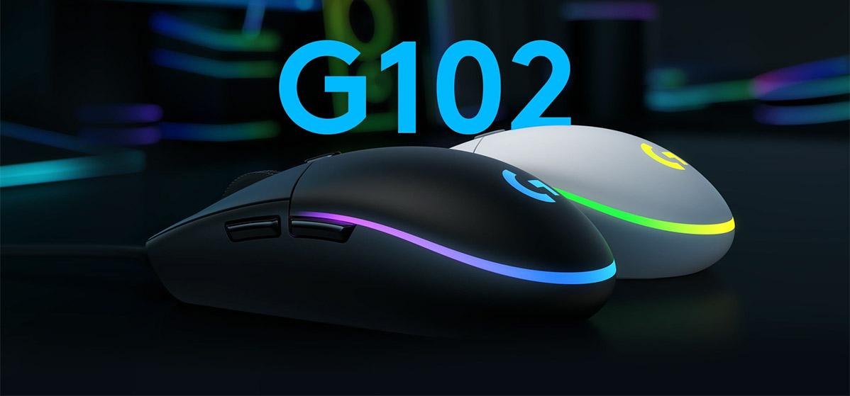 Фото 1 LOGITECH Gaming Mouse G102 LIGHTSYNC