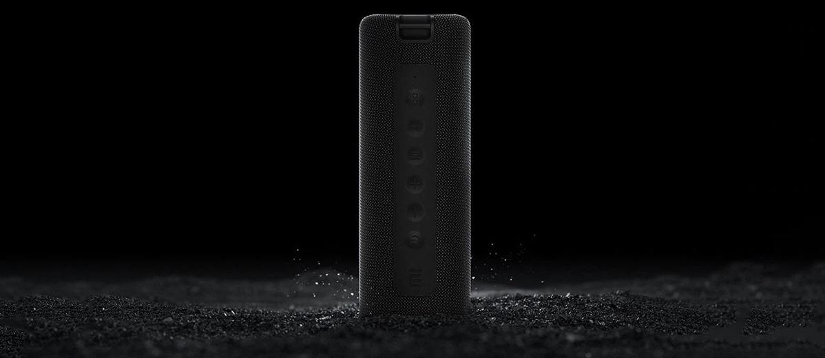 Фото 1 Mi Portable Bluetooth Speaker 16W
