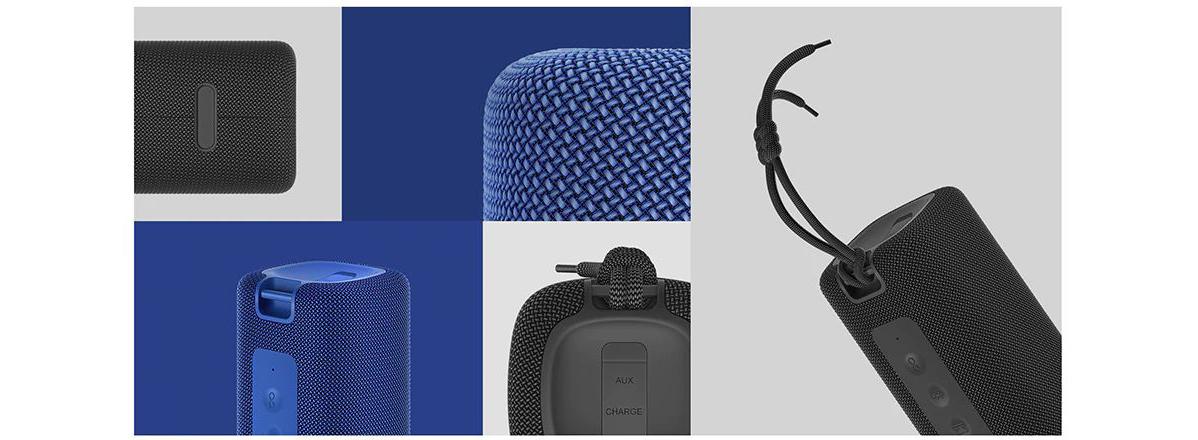 Фото 3 Mi Portable Bluetooth Speaker 16W
