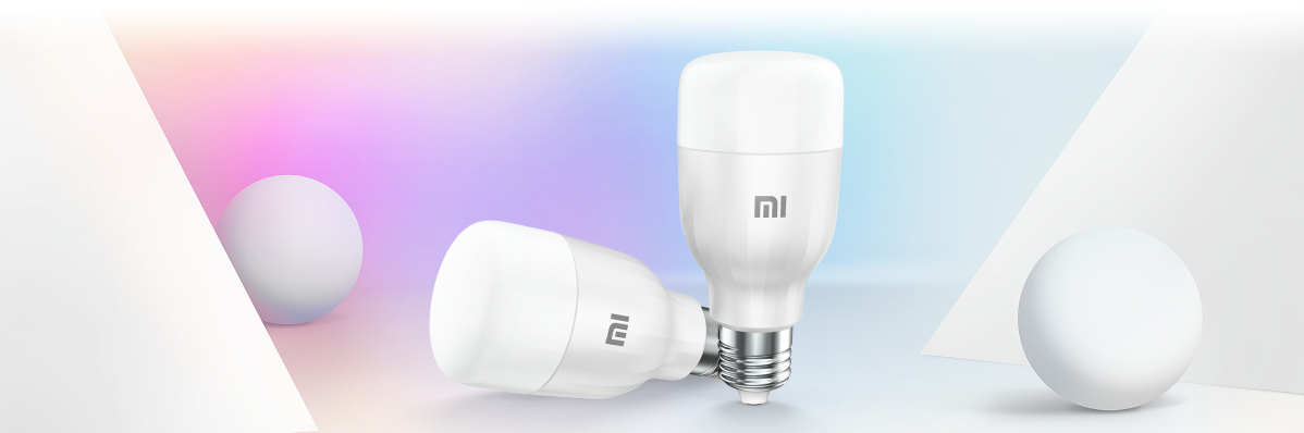 Фото 1 Mi Smart LED Bulb Essential