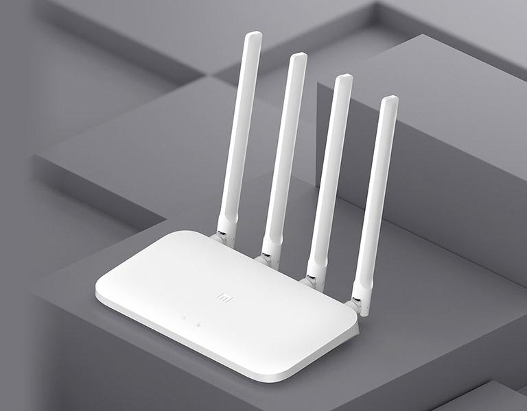 Фото 1 Xiaomi Mi WiFi Router 4A Gigabit Edition