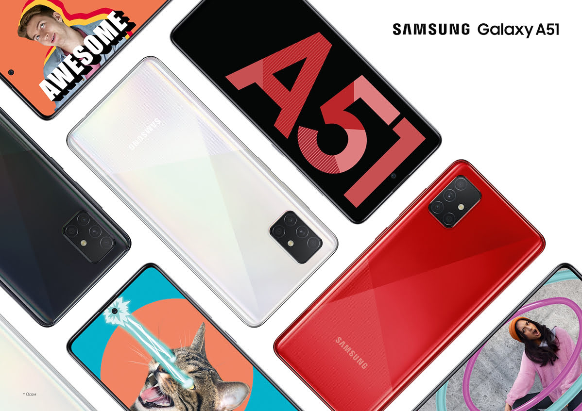 Фото 1 Samsung Galaxy A51