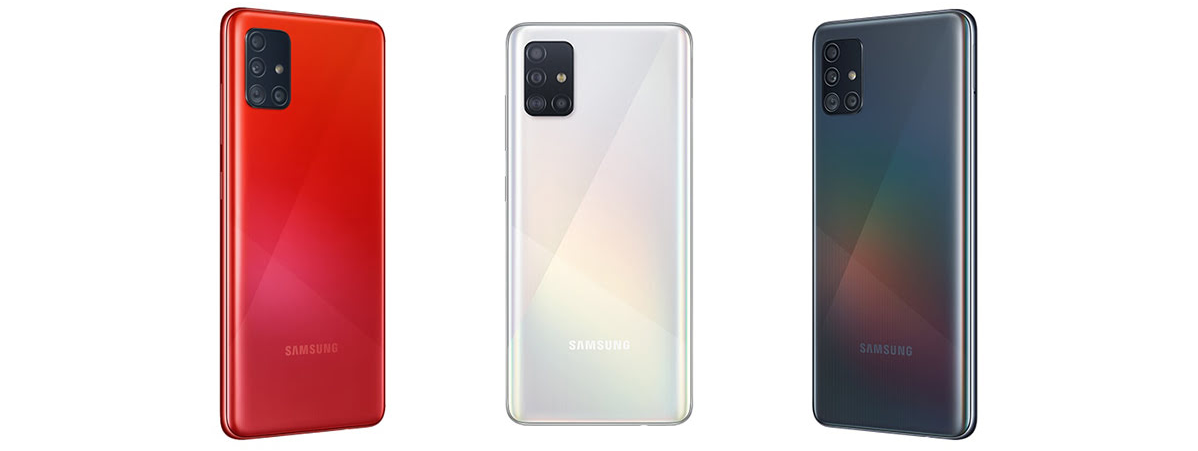 Фото 3 Samsung Galaxy A51