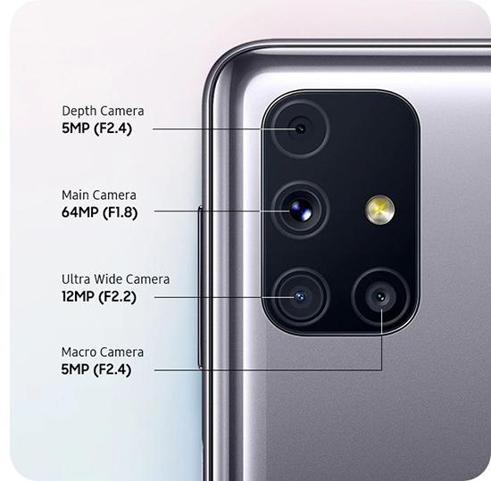 Фото 4 Samsung Galaxy M31s
