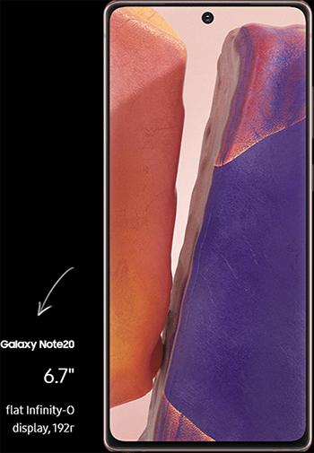 Фото 3 Samsung Galaxy Note 20