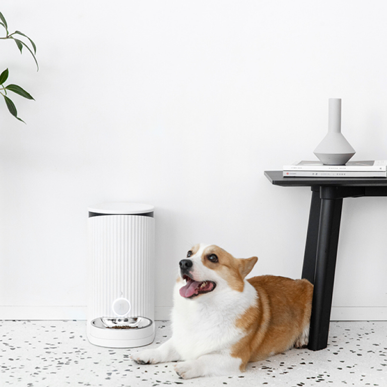 Фото 5 Смарт кормушка для домашних животных Xiaomi