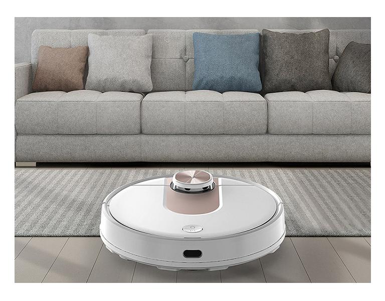 Фото 1 Viomi Robot Vacuum Cleaner SE