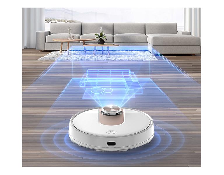Фото 2 Viomi Robot Vacuum Cleaner SE