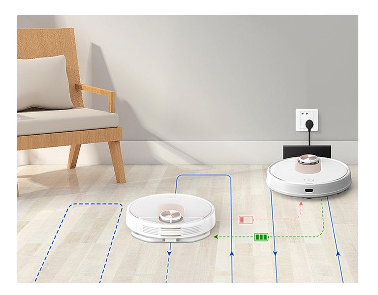 Фото 7 Viomi Robot Vacuum Cleaner SE