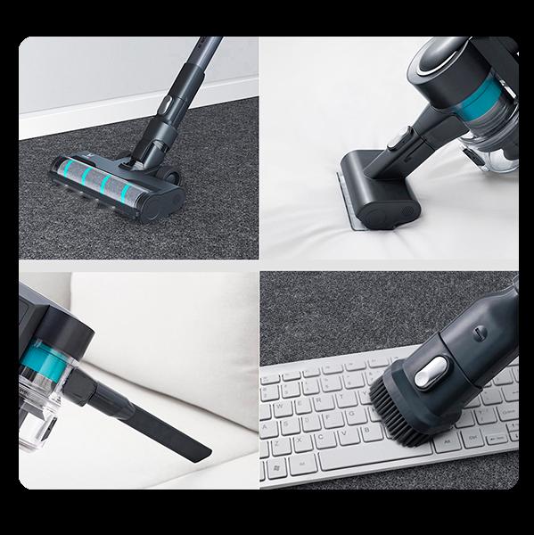 Фото 3 Viomi Wireless Vacuum Cleaner A9 (V-HWVC12A)