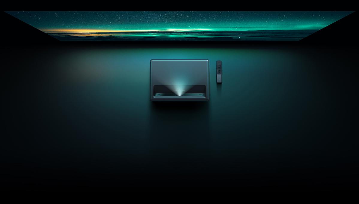 Фото 1 Xiaomi Mi 4K Laser Projector