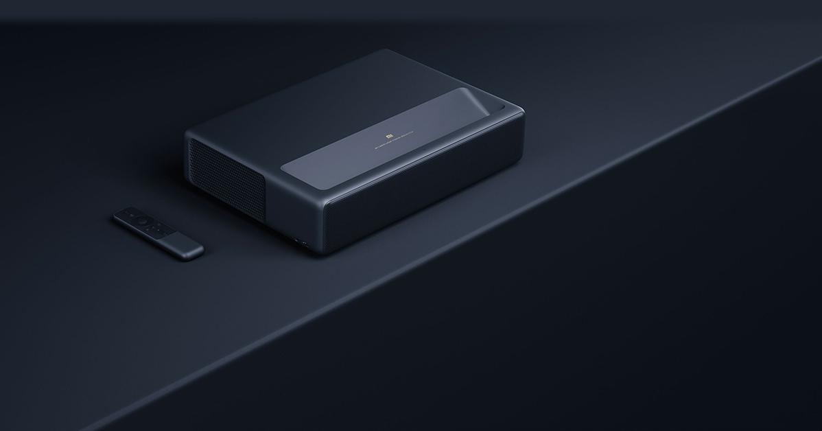 Фото 3 Xiaomi Mi 4K Laser Projector