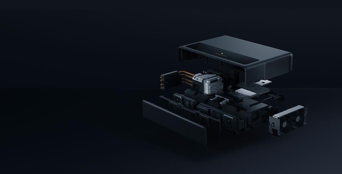 Фото 4 Xiaomi Mi 4K Laser Projector