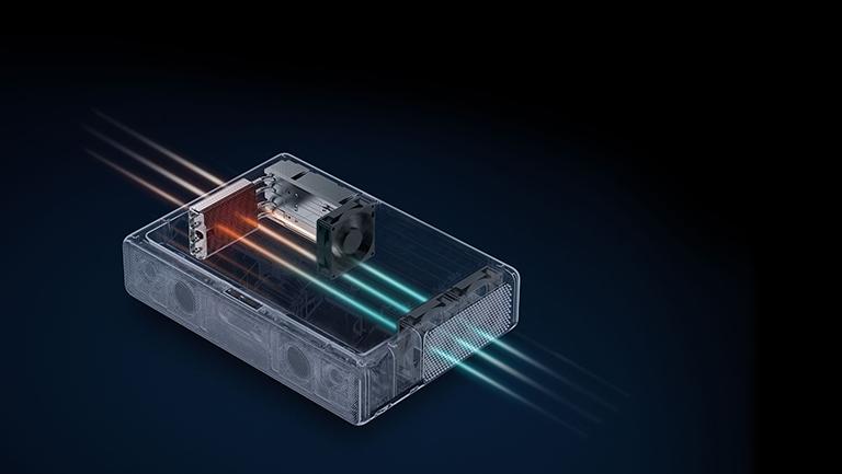Фото 6 Xiaomi Mi 4K Laser Projector