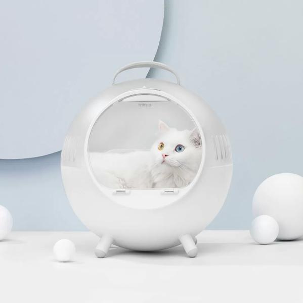 Фото 1 Домик с подушкой для кота FURRYTAIL