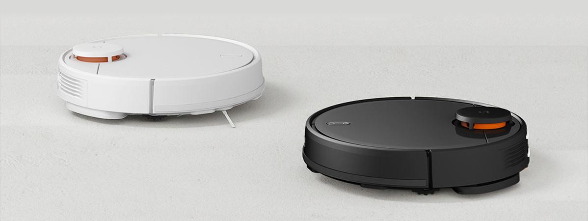 Фото 1 Xiaomi Mi Robot Vacuum