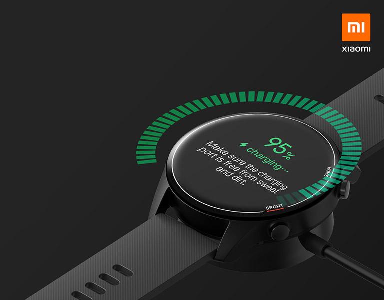 Фото 2 Xiaomi Mi Watch