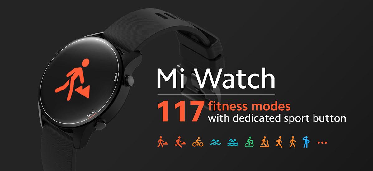 Фото 8 Xiaomi Mi Watch