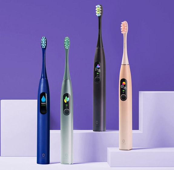 Фото 1 Xiaomi Electric toothbrush Oclean X Pro
