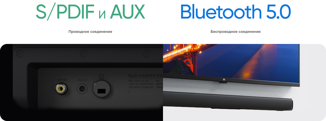 Фото 4 Xiaomi Redmi TV Soundbar