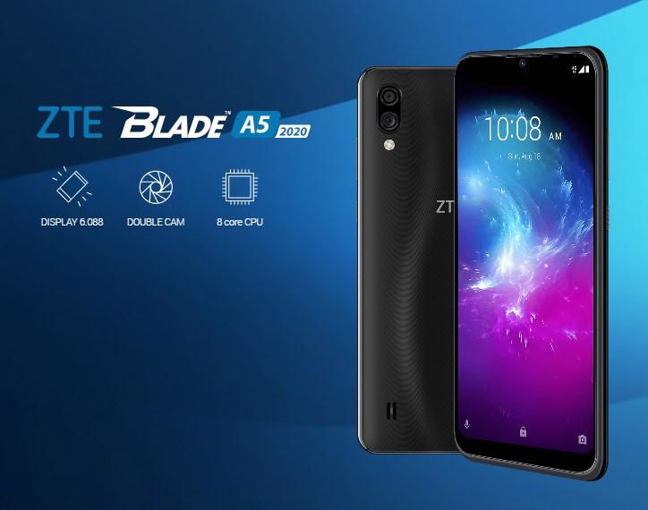 ZTE_Blade_A5_2020