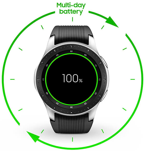Фото 5 Samsung Galaxy Watch