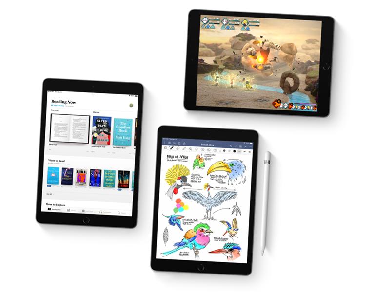 Фото 10 iPad 2021