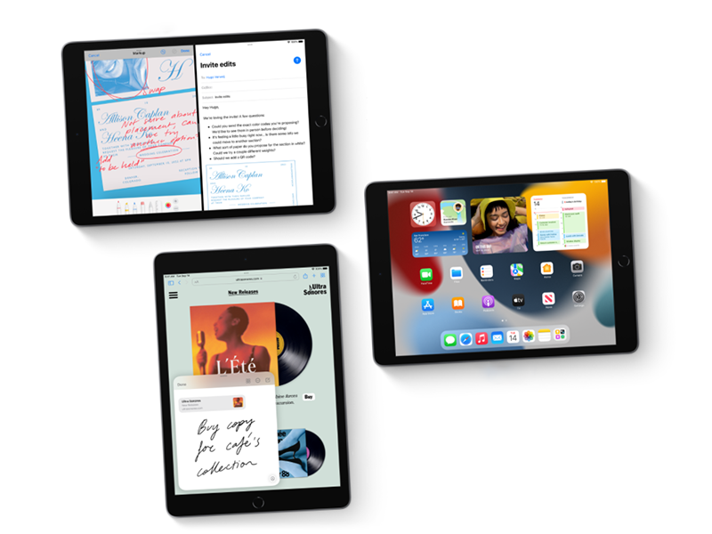 Фото 9 iPad 2021