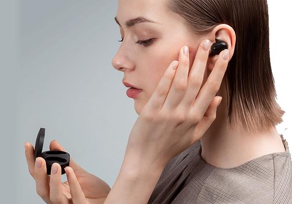 Фото 2 Mi True Wireless Earbuds Basic