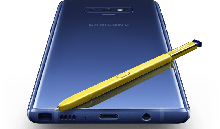 Фото 1 Samsung Galaxy Note 9